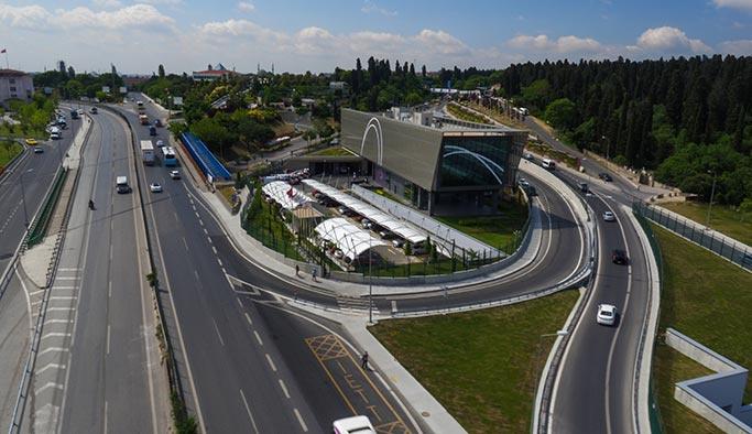 Avrasya Tüneli en saygın yeşil bina sertifikasını aldı
