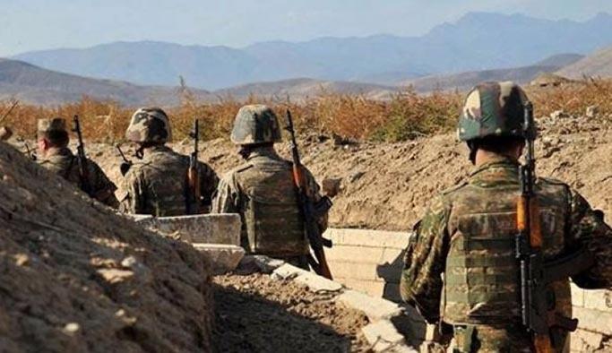 Azerbaycan askeri Ermeniler tarafından şehit edildi