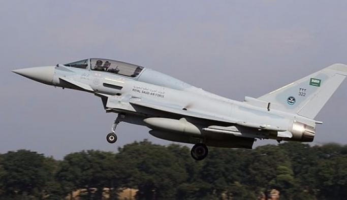 BAE ve Suudi Arabistan'dan Yemen'e saldırı