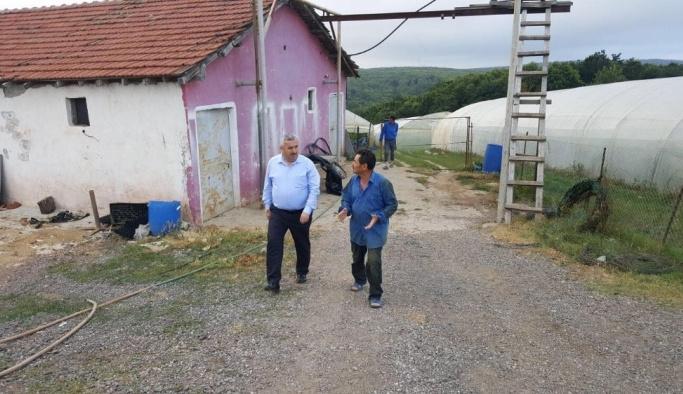 """Başkan Baran: """"Yerli üreticiyi destekliyoruz"""""""