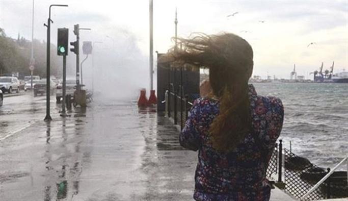 Batı Karadeniz için fırtına uyarısı