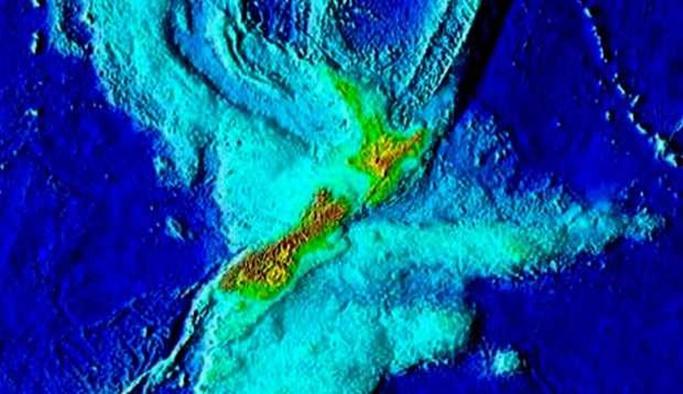 Bilim insanlar 'Kayıp kıta Zelandiya'nın sırlarını keşfedecek
