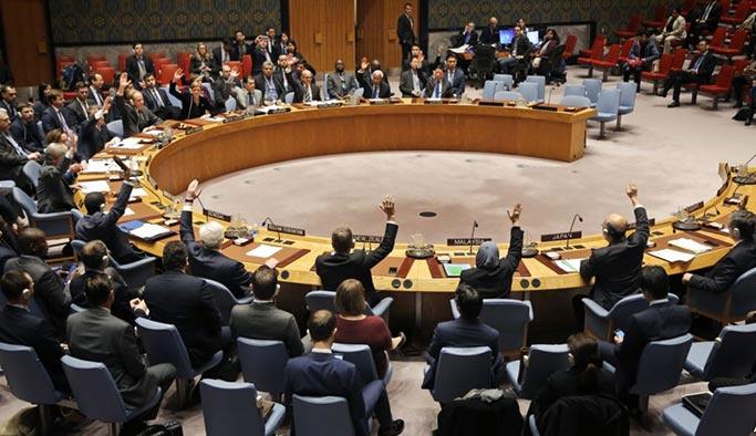 BM'nin İsrail'e karşı yapabildiği tek şey: Acı bir hadise