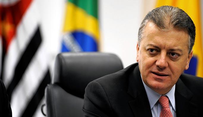 Brezilya'da Petrobras'ın eski genel müdürüne gözaltı