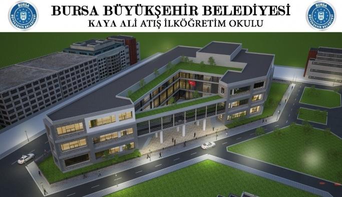 Bursa'da eğitime bir destek daha
