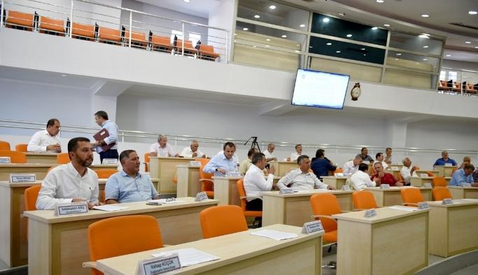 Büyükşehir Belediye Meclisi Temmuz toplantıları sona erdi
