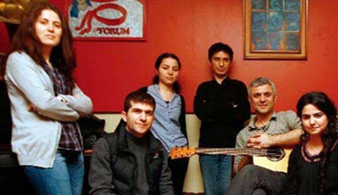 CHP yandaşı müzik grubu Almanya'da yasaklandı
