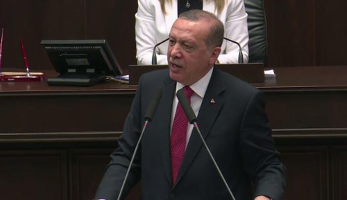 Erdoğan'dan İsrail, Almanya ve ABD'ye sert sözler