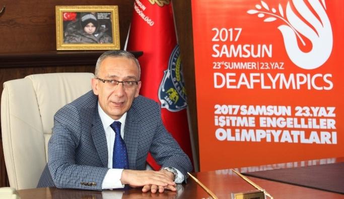 Deaflympics 2017'de güvenlik en üst seviyede