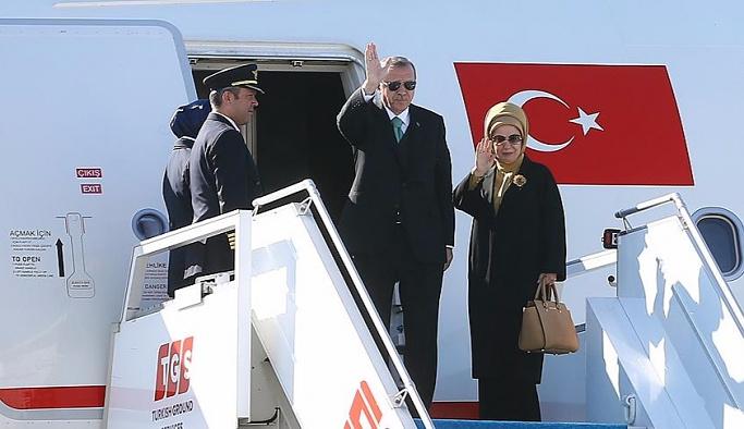 Erdoğan'ın kritik Körfez turu yarın başlıyor