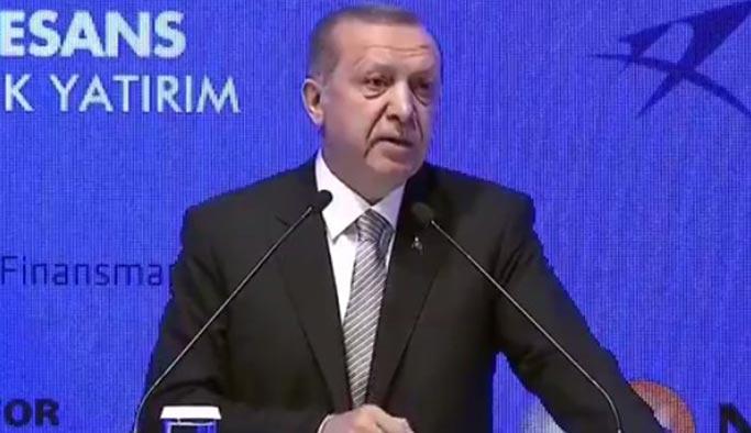 Erdoğan'dan Almanya'ya: Bizi karalamaya gücünüz yetmez