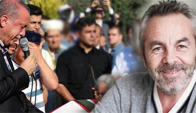Erdoğan, yol arkadaşı Erol Olçok'u yazdı