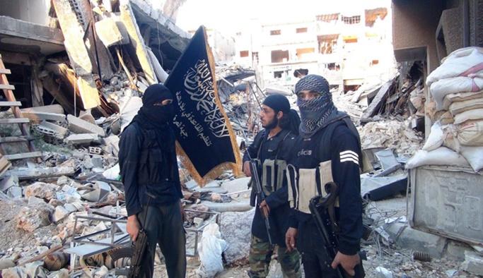 Esed rejimine karşı çatışan gruplar anlaştı