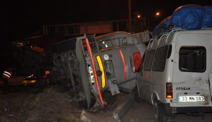 Eskişehir'de zincirleme kaza, çok sayıda yaralı
