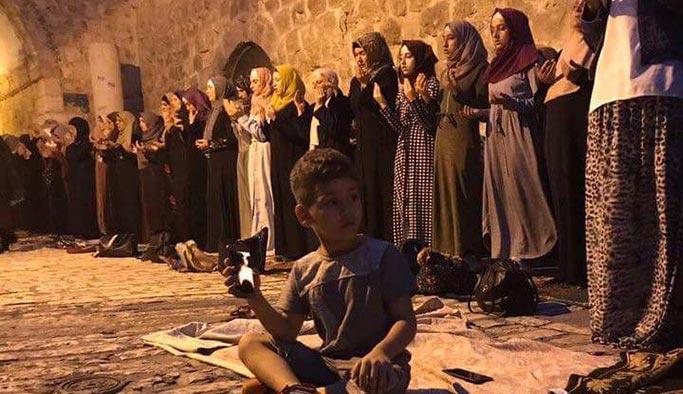 Filistinlilerin zaferi, işgal güçleri korkulukları da kaldırdı