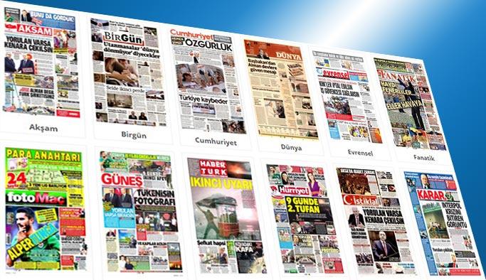 Gazetelerin bugünkü manşetleri 28 Temmuz 2017