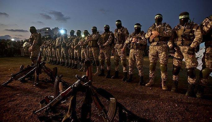 Hamas'ın silahlı kanadından İsrail'e uyarı