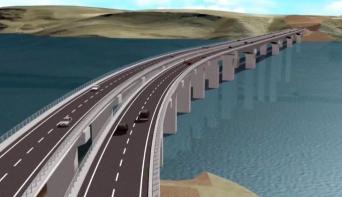 Büyük projeler sadece İstanbul'a yapılmıyor, işte örnek