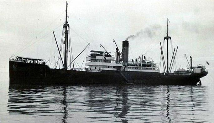 Hitler'in altın dolu batık gemisi bulundu