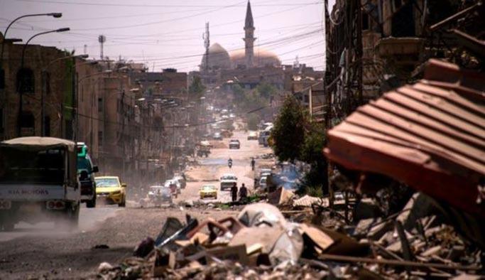 Irak ordusu Musul'da yargısız infazlar yapıyor