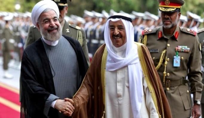 İran'dan Kuveyt'e yanıt gecikmedi