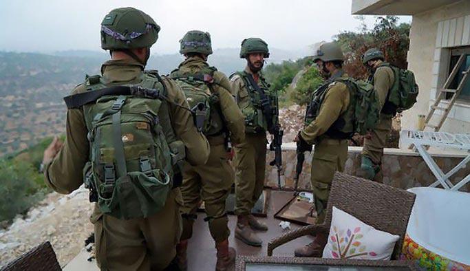 İsrail, Batı Şeria'ya asker sevk ediyor