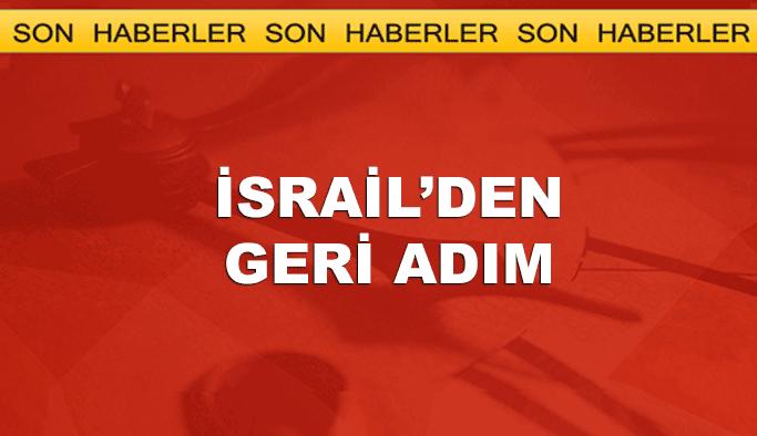 İsrail'den geri adım, dedektörler kaldırıldı