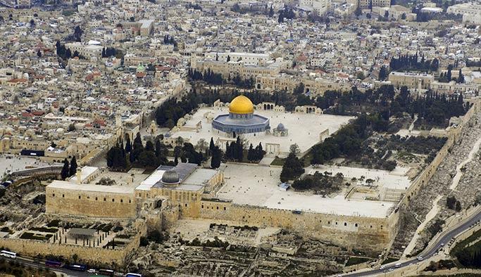 İsrail Doğu Kudüs işgalini kalıcı hale getiriyor