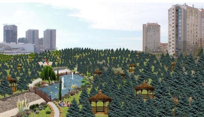 İstanbul'a dev park yapılacak! İhale tarihi belli oldu