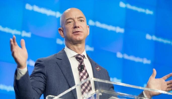 Jeff Bezos'un serveti Bill Gates'i gölgede bıraktı