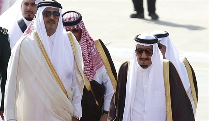 Katar Emiri: Bu abluka önceden planlandı