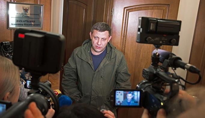 Kırım'dan sonra bir parça daha Ukrayna'dan koparılıyor