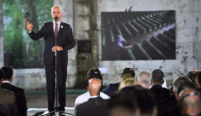 Kutrulmuş, Srebrenitsa'daki törende konuştu