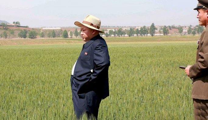 Kuzey Kore 'kıtlık tehlikesi'yle karşı karşıya
