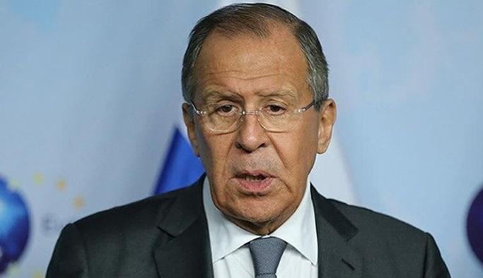 Lavrov: Suriye görüşmelerinde İsrail'in çıkarları dikkate alınacak