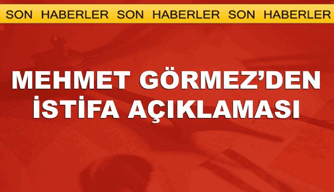 Mehmet Görmez'den görevi bırakma sinyali