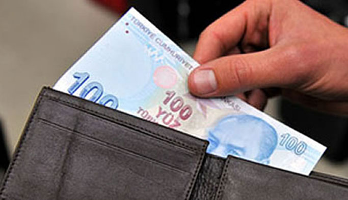 Memur maaşına enflasyon zammı TABLO
