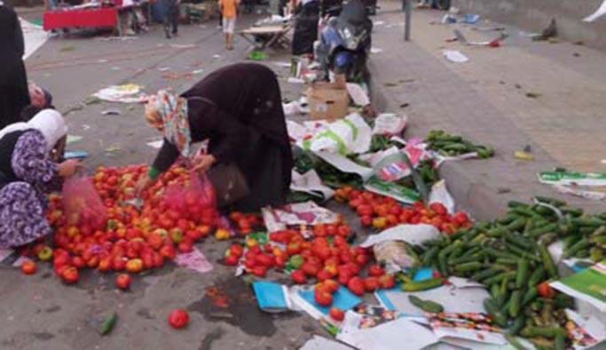 Milyarlarca dolarlık sebze ve meyve artık çöpe gitmeyecek