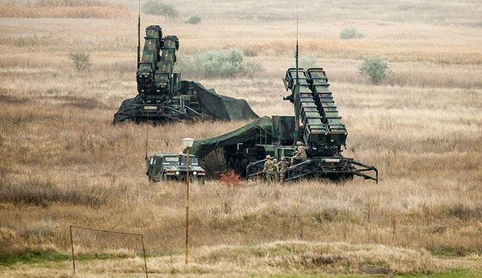 NATO patriotları Rusya sınırına yerleştirildi