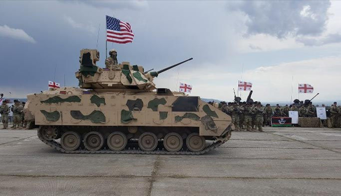 NATO tarihinin en büyük tatbikatı Rusya sınırında