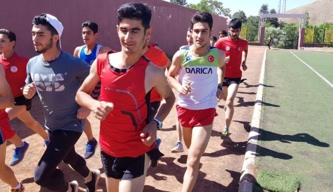 (Özel haber) Bitlis'in atletizmdeki başarısı