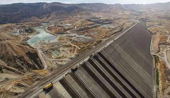 PKK'nın korkulu rüyası Ilısu Barajı'nda sona yaklaşıldı