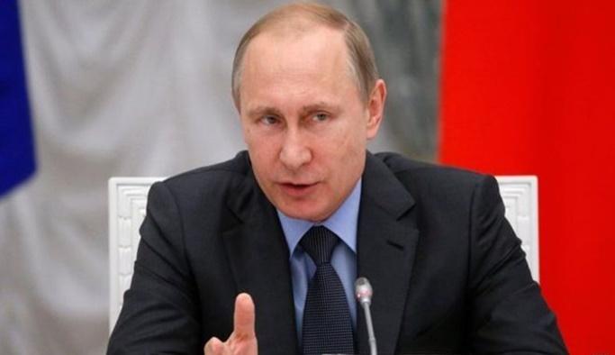 Putin'den ABD'ye tehdit: Misilleme yapacağız