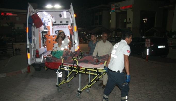 PYD köye havan topu ile saldırdı: 15 yaralı