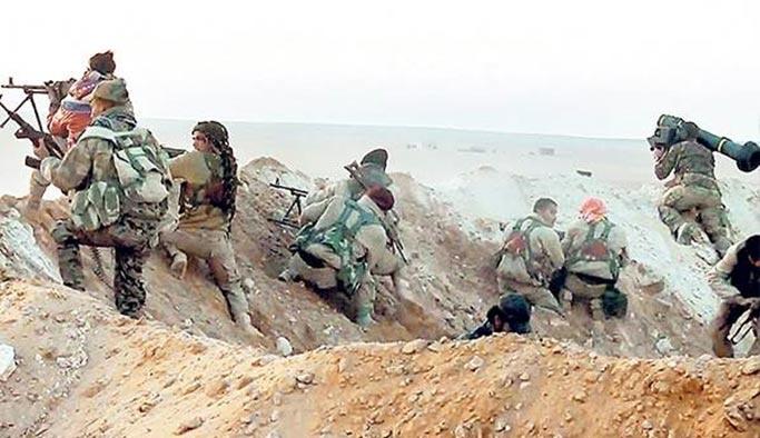 Rakka'da 50 bine yakın sivil mahsur