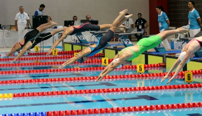 Reyhan Küçük yüzme finallerinde madalya alamadı