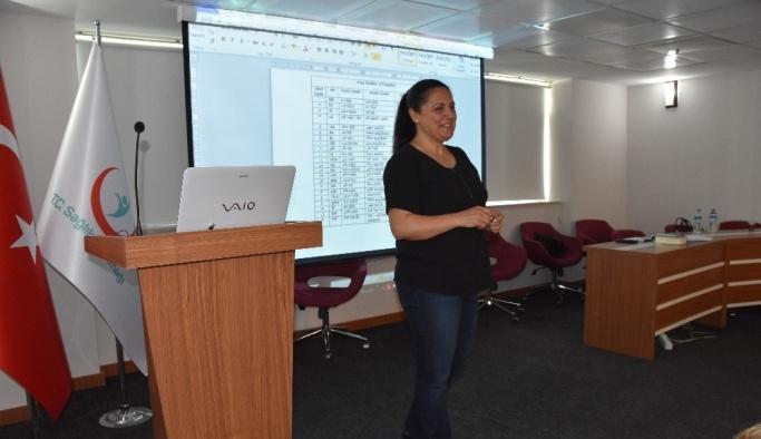 Sağlık çalışanlarına Arapça dil eğitimi