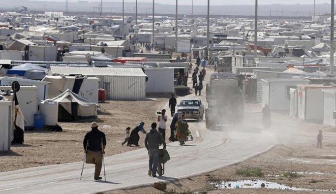 Sığınmacı kampında patlama, 3 ölü