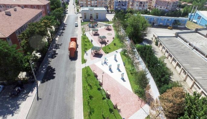 Sincan Belediyesinden 3 yeni park