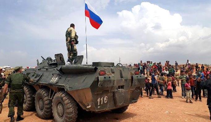 Suriye'de Rusya ile YPG arasında gizli işbirliği iddiası